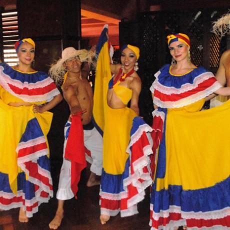 Show colombianísimo
