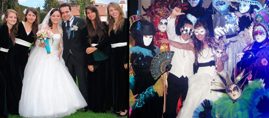 Grupo musical y coro para bodas<br>Misas, Bautizos, Primera comunión, Celebraciones